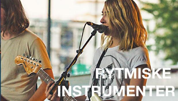 rytmiske_instrumenter