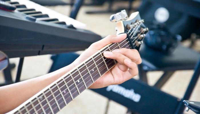 Guitar Johan 1