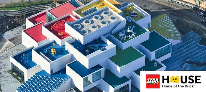 Lego house billed