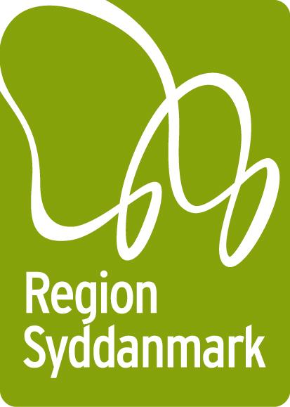 Gron. Logo region syddanmark.